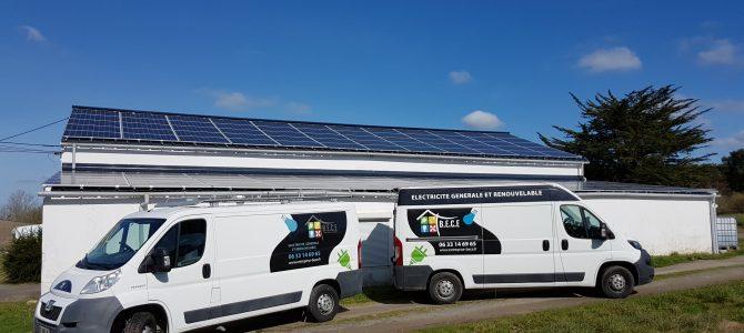 Electricité générale et énergie renouvelable